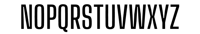 Big Shoulders Display SemiBold Font UPPERCASE