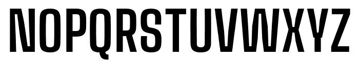 Big Shoulders Text Bold Font UPPERCASE
