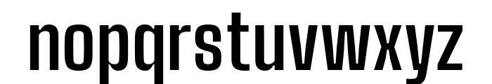 Big Shoulders Text Bold Font LOWERCASE