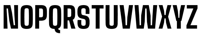 Big Shoulders Text ExtraBold Font UPPERCASE