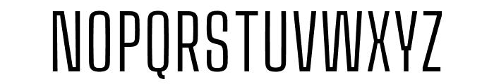 Big Shoulders Text Light Font UPPERCASE