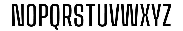 Big Shoulders Text Medium Font UPPERCASE