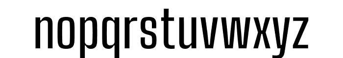 Big Shoulders Text Medium Font LOWERCASE