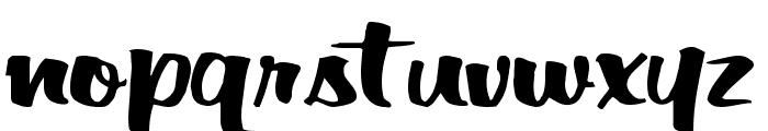 Big Sky Regular ttnorm Font LOWERCASE