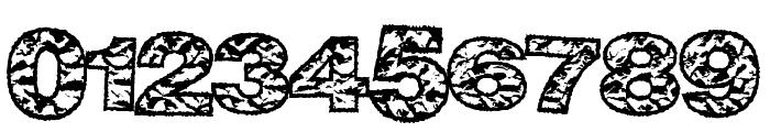 BigCrump Font OTHER CHARS