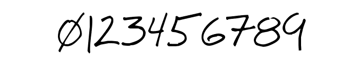 BigMisterC Font OTHER CHARS