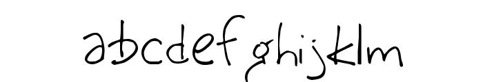 BigMisterC Font LOWERCASE