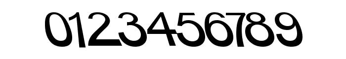 BigRedDAy Normal Font OTHER CHARS