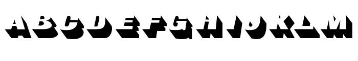 BigShadows Font LOWERCASE