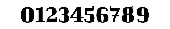 Bigshot One Regular Font OTHER CHARS