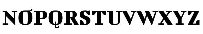 Bigshot One Regular Font UPPERCASE