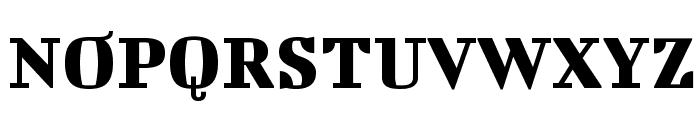 Bigshot One Font UPPERCASE