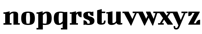 BigshotOne Font LOWERCASE