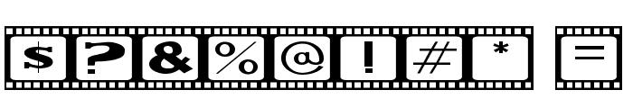 Bijou JL Font OTHER CHARS