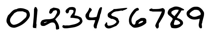 Bikly Bold Font OTHER CHARS