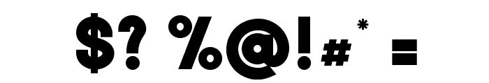 Biko-Black Font OTHER CHARS