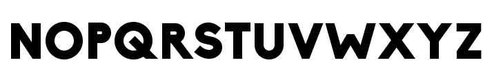 Biko-Black Font UPPERCASE