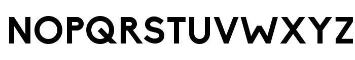 Biko-Bold Font UPPERCASE