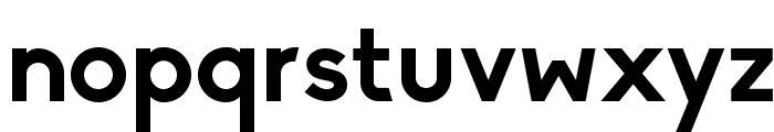 Biko-Bold Font LOWERCASE