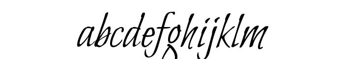 Bilbo Swash Caps Font LOWERCASE