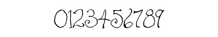 Bilbo-hand-fine Font OTHER CHARS