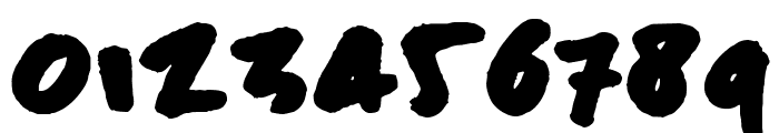 BillieBoldHand Font OTHER CHARS
