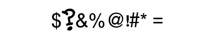 BillyBear TeddyBear Font OTHER CHARS