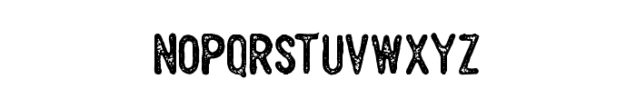 Billyforges Demo Font LOWERCASE