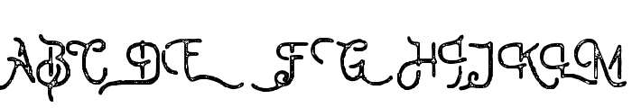 BillyforgesDemo Font UPPERCASE