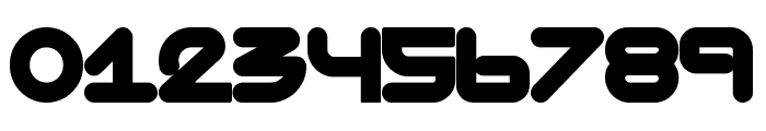 BioMetric-Chubby Font OTHER CHARS