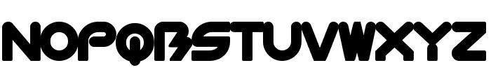 BioMetric-Chubby Font LOWERCASE