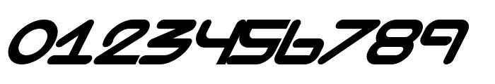 BioMetric-Italic Font OTHER CHARS