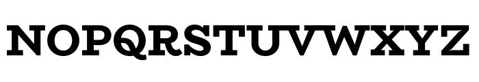 BioRhyme-ExtraBold Font UPPERCASE