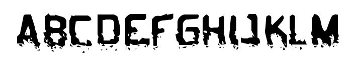 Biometric Joe Font UPPERCASE