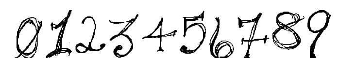 Bipolar Braden Font OTHER CHARS