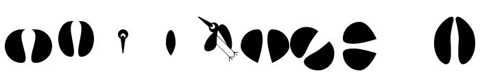 BirdsToolbox Font OTHER CHARS