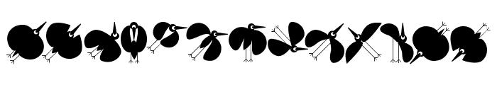 BirdsToolbox Font UPPERCASE