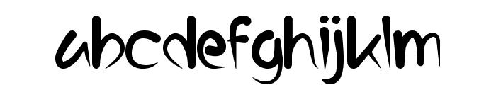 Biren Font LOWERCASE