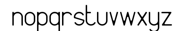 Bireun Font LOWERCASE
