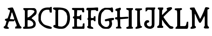 BirthdayGreetz Font UPPERCASE