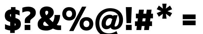Biryani Black Font OTHER CHARS