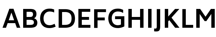 Biryani Bold Font UPPERCASE