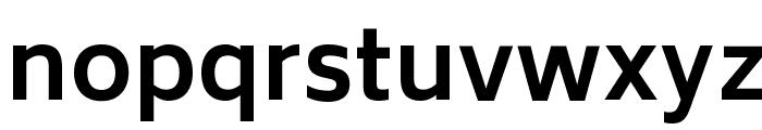 Biryani Bold Font LOWERCASE