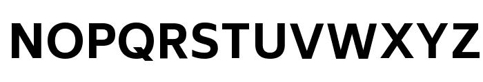 Biryani ExtraBold Font UPPERCASE