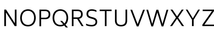 Biryani Light Font UPPERCASE