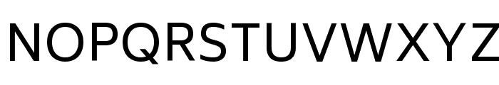 Biryani Font UPPERCASE