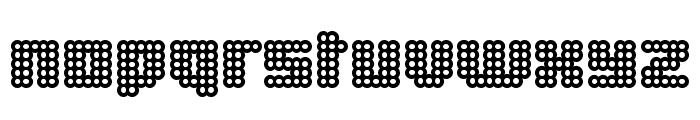 BiscuitPunch Font LOWERCASE