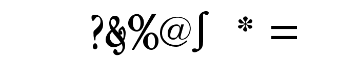 Bitling niks musical Normal Font OTHER CHARS