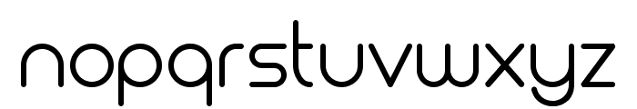 Biysk Regular Font UPPERCASE