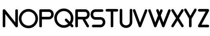 biosolid Regular Font LOWERCASE